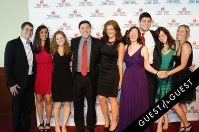 suzanne yergensen in American Heart Association's 2014 Heart Ball