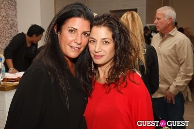 mary frasca in Calypso St. Barth's October Malibu Boutique Celebration