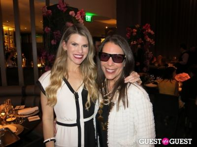 suzy buckley-woodward-and-sam-robin in Chanel Bal Harbour Boutique Re-Opening Party And Dinner