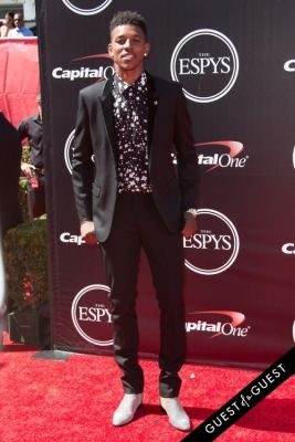 swaggy p in The 2014 ESPYS at the Nokia Theatre L.A. LIVE - Red Carpet