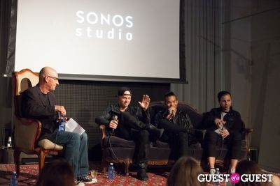 justin boreta in An Evening with The Glitch Mob at Sonos Studio