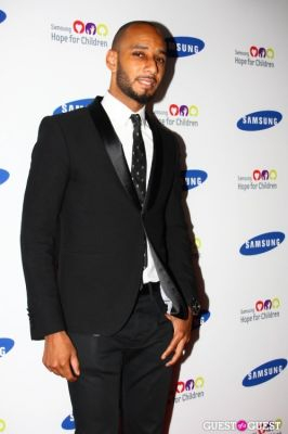 swizz beatz in Samsung 11th Annual Hope for Children Gala