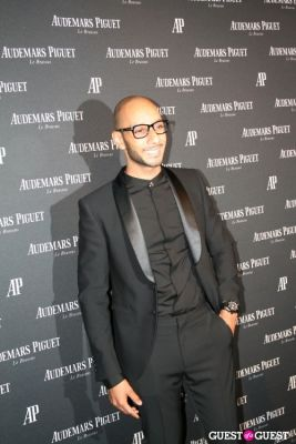 swizz beatz in Audemars Piguet Royal Oak 40 Years New York City Exhibition Gala