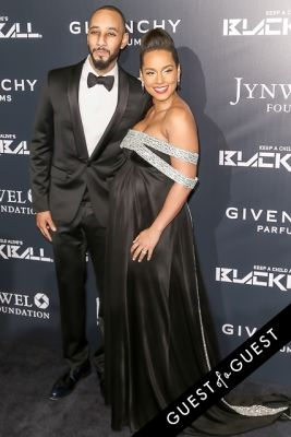 swizz beatz in Keep a Child Alive 11th Annual Black Ball