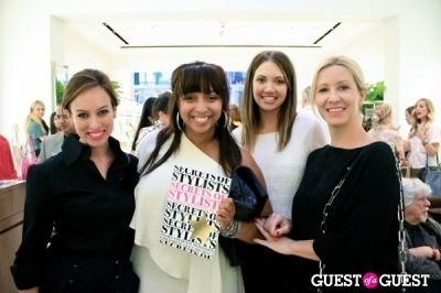 kristen turner in Coach + US Weekly's Sasha Charnin Morrison Celebrate