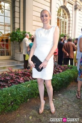 sydney la-londe in The Frick Collection's Summer Soiree