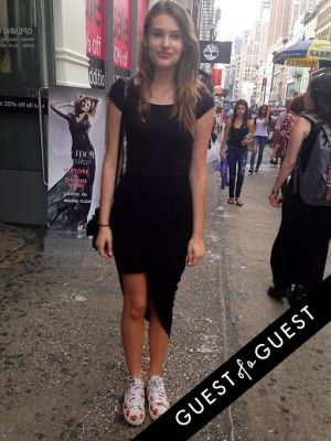 sydney sichterman in Summer 2014 NYC Street Style