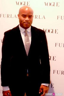 tj jones in Vogue & Furla