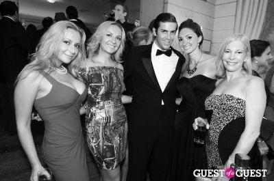 kris ruby in Giorgio Gucci Gala
