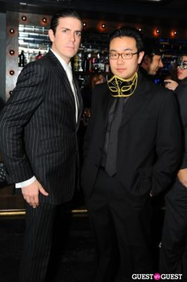 marvin kim in Attica & Grey Goose Masquerade Ball