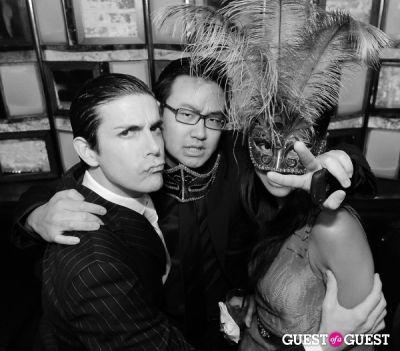 marvin kim in Attica & Grey Goose Masquerade Ball