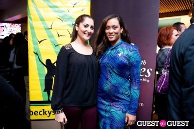 tahera zamanzada in Sip with Socialites & Becky's Fund Happy Hour
