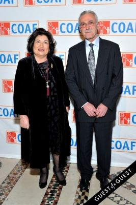 hampar kayserian in COAF 12th Annual Holiday Gala