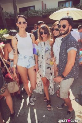 donna lisa in LA CANVAS + ShopWasteland.com Presents