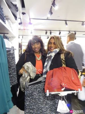 ann marie-woodson in H&M x Isabel Marant Launch Party