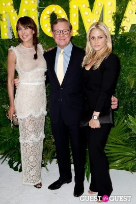 michael ovitz in MOMA Party In The Garden 2013