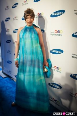 tamara tunie in Samsung Hope For Children Gala 2013