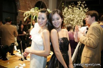 tana chung in Tana Jewelry Debut Launch Party