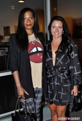 tandi tugwell in Aesthesia Studios Opening Party