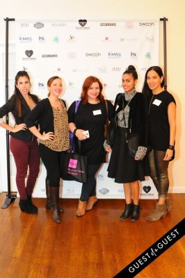 tanisha ramirez in Beauty Press Presents Spotlight Day Press Event In November
