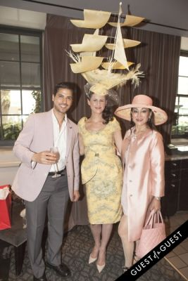 tanja dreiding-wallace in Socialite Michelle-Marie Heinemann hosts 6th annual Bellini and Bloody Mary Hat Party sponsored by Old Fashioned Mom Magazine
