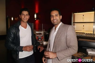 tanvir hussain in IvyConnect at Arclight Hollywood and The Living Room at the W Hotel