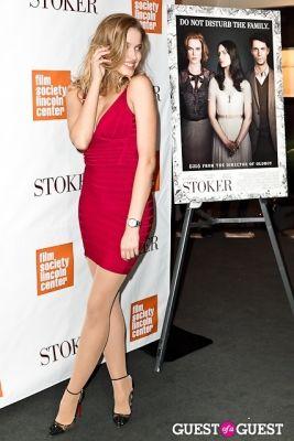 tanya mityushina in New York Special Screening of STOKER