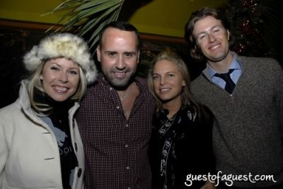 justin shaffer in Guest of a Guest Holiday Bash - bungalow 8