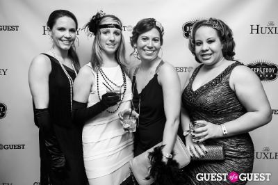 tara powell in Great Gatsby Gala @ The Huxley