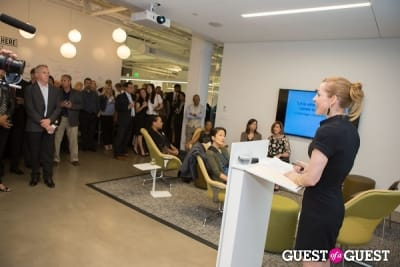 tara roth in Perkins+Will Fête Celebrating 18th Anniversary & New Space