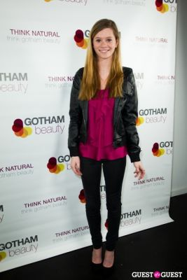 tara siegel in Gotham Beauty Launch Party