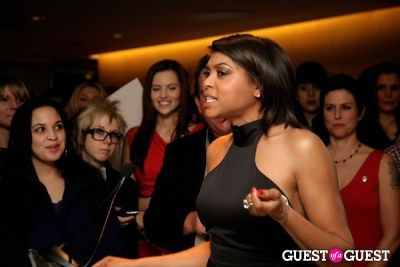 taraji p.-henson in PETA Fashion Week Bash