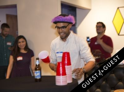 taruan mabry in iCRAVE:BINGO NYCxDesign Fundraiser for The New Challenge