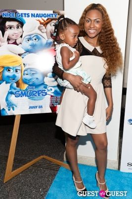 tashiana washington in The Smurfs 2