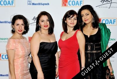 gohar zeitlian in Children of Armenia Fund 11th Annual Holiday Gala