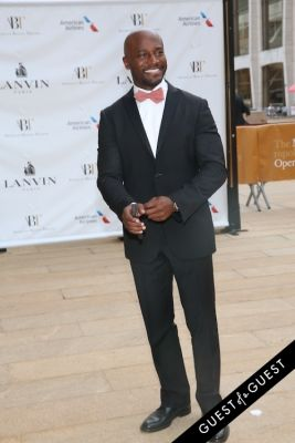 taye diggs in American Ballet Theatre's Opening Night Gala