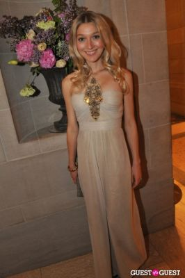 tayler carson-sandvick in Frick Collection Spring Party for Fellows