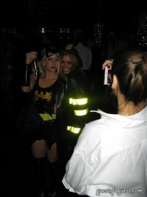 taylor fitch in Halloween at Bungalow 8