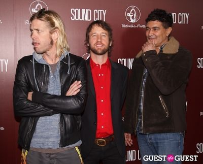 pat smear in Sound City Los Angeles Premiere