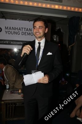 taylor morgan in Manhattan Young Democrats: Young Gets it Done