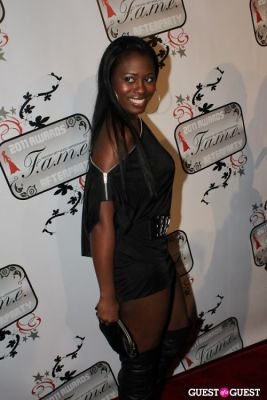 tennille williams in F.A.M.E. SAG After Party