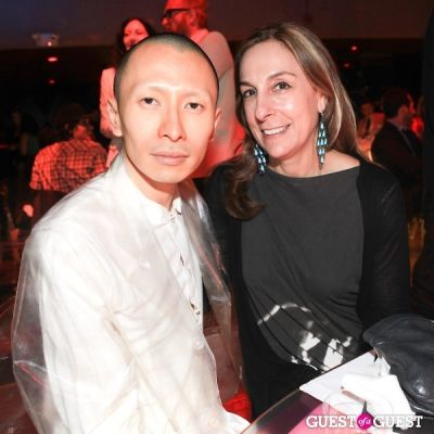 terence koh in Creative Time Benefit Afterparty