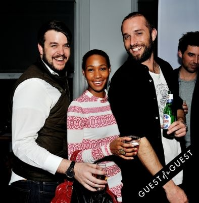 teri johnson in Dom Vetro NYC Launch Party Hosted by Ernest Alexander