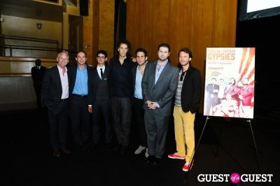 toby faulkner in National Geographic- American Gypsies World Premiere Screening