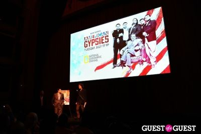 terry clark in National Geographic- American Gypsies World Premiere Screening