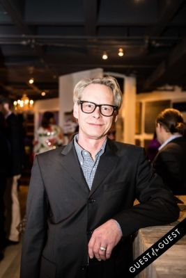 terry emmons in Ebony and Co. Design Week Party