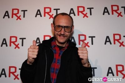 terry richardson in RxArt Celebrates its 10th Anniversary