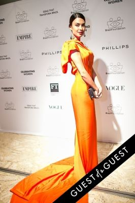 thaila ayala in Brazil Foundation XII Gala Benefit Dinner NY 2014