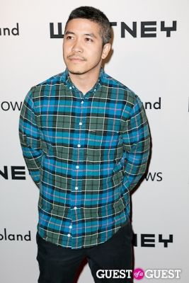 thakoon panichgul in Whitney Museum of American Art's 2012 Studio Party
