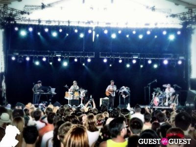 the givers in Coachella Weekend One Festival & Atmosphere